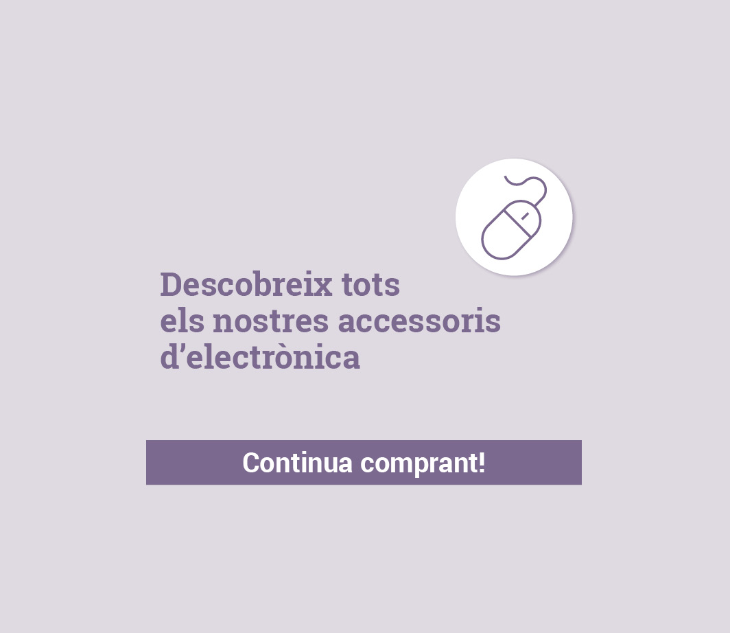 Clica aquí per veure més accessoris d'electrònica -3-