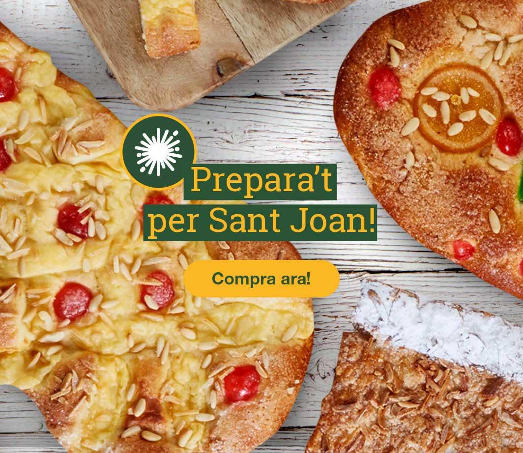 Clica aquí per veure els productes de Sant Joan 4