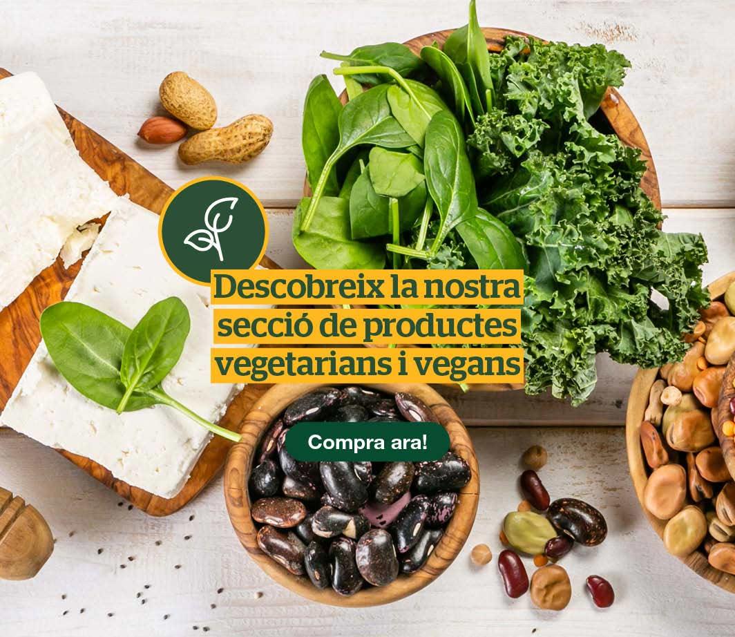 Clica aquí per veure la nostra secció de vegetarians  i vegans -3-