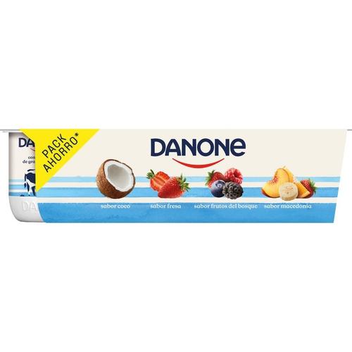 DANONE Iogurt gustos