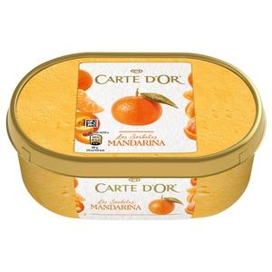 CARTE D'OR Sorbet de mandarina