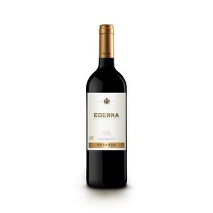 EDERRA Vi negre reserva DO Rioja