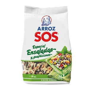 SOS Arròs especial amanides