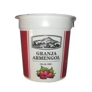 GRANJA ARMENGOL Iogurt de maduixa Km0