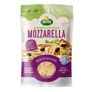 ARLA Formatge mozzarella ratllat