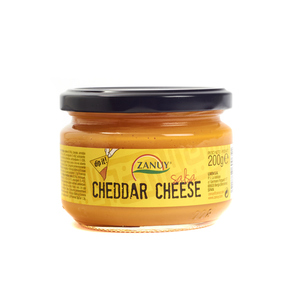 ZANUY Salsa formatge cheddar