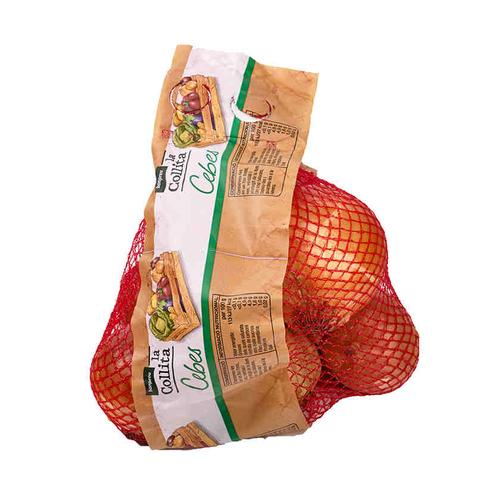 LA COLLITA Ceba seca bossa d'1 kg