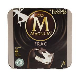 MAGNUM Gelat de xocolata negra amb nata