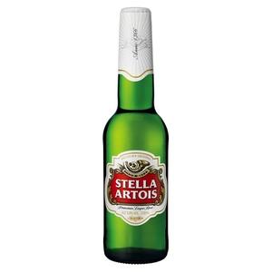 STELLA ARTOIS Cervesa Premium belga