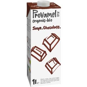 CALCIMEL Beguda ecològica de soja amb xocolata