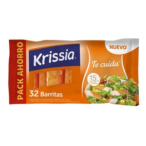 KRISSIA Barretes de surimi fresc