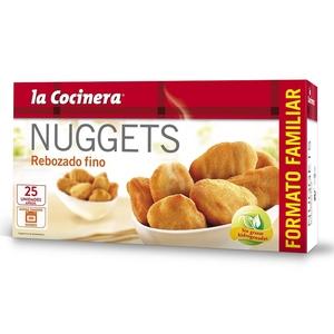 LA COCINERA Nuggets arrebossat fi