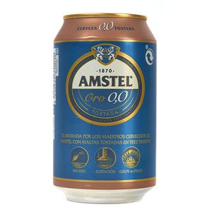 AMSTEL Cervesa torrada 0,0