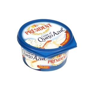 PRESIDENT Crema de formatge blau