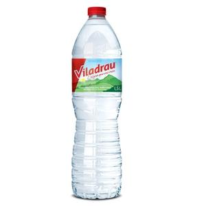 VILADRAU Aigua mineral natural 1,5L