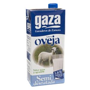 GAZA Llet semidesnatada d'ovella