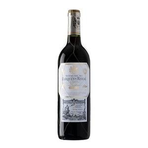 MARQUES RISCAL Vi negre Rioja reserva