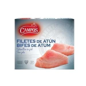 CAMPOS Filets de tonyina sense pell