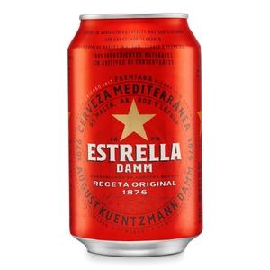 ESTRELLA DAMM Cervesa especial