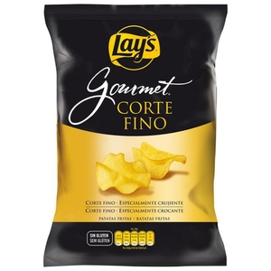 LAY'S GOURMET Patates fregides tall fi