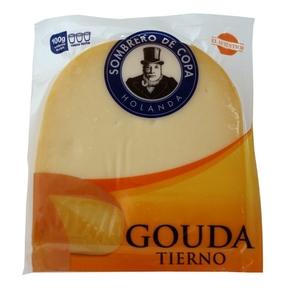SOMBRERO DE COPA Formatge gouda