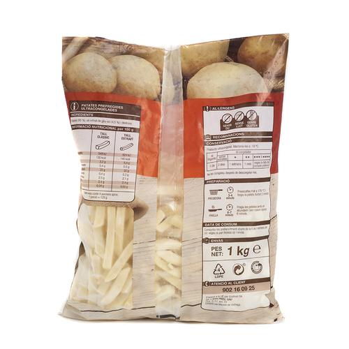 BONPREU Patates per fregir