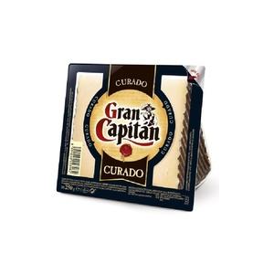 GRAN CAPITAN Formatge curat gras