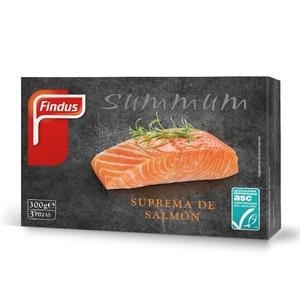 FINDUS Supremes de salmó
