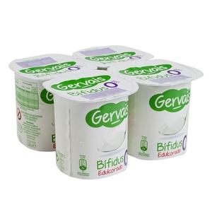 GERVAIS Iogurt bífidus natural edulcorant 0%