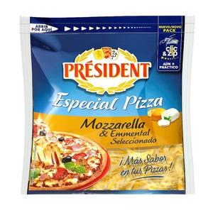 PRESIDENT Formatge especial pizza