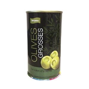 BONPREU Olives farcides anxova grosses