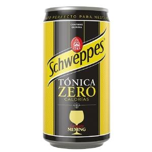 SCHWEPPES Refresc tònica Zero