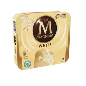 MAGNUM Gelat blanc