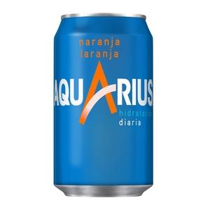 AQUARIUS Refresc de taronja