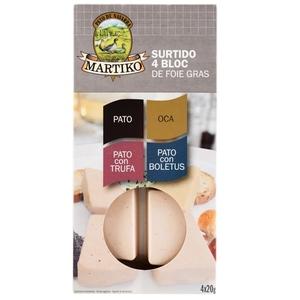 MARTIKO Assortiment de patés