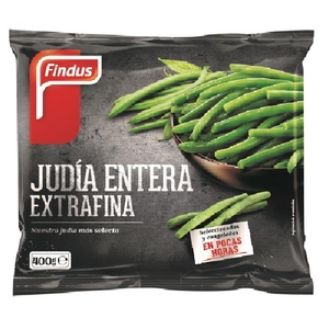 FINDUS Mongetes tendres extrafines