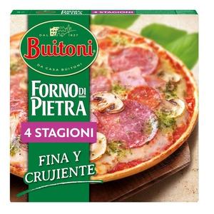FORNO DI PIETRA Pizza 4 estacions