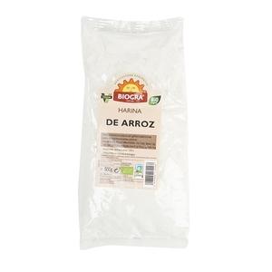 BIOGRA Farina d'arròs ecològica