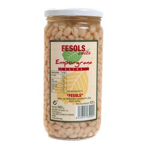 EMPORGRANA Fesols cuits extra
