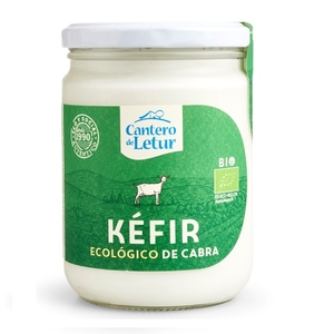 CANTERO DE LETUR Quefir desnatat ecològic