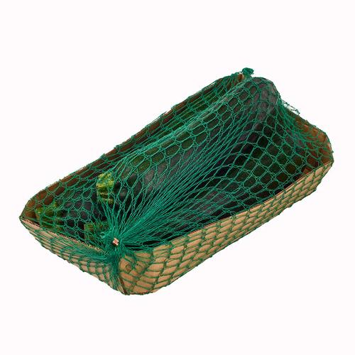 Carbassó ecològic Km0 safata 600 gr.