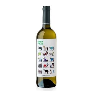 COMPTA OVELLES Vi blanc DO Penedès