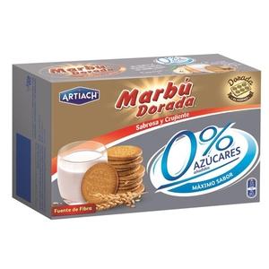 MARBU Galeta Marbú Dorada 0% sucres