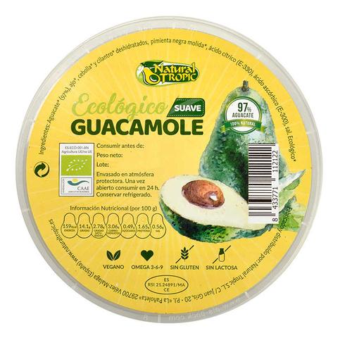 NATURAL TROPIC Guacamole suau ecològic