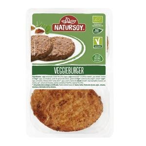 NATURSOY Veggieburger ecològica