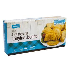 BONPREU Crestes de tonyina i bonítol