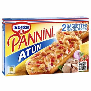 PANNINI Baguette de tonyina