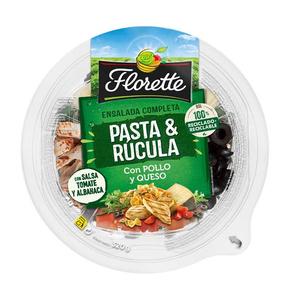 FLORETTE Amanida fresca pasta terrina  320 g.