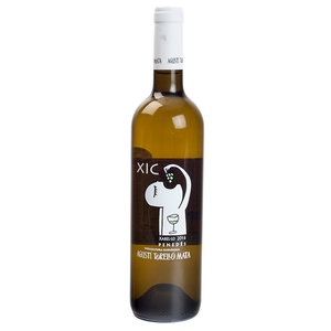 XIC XAREL·LO Vi blanc DO Penedès ecològic