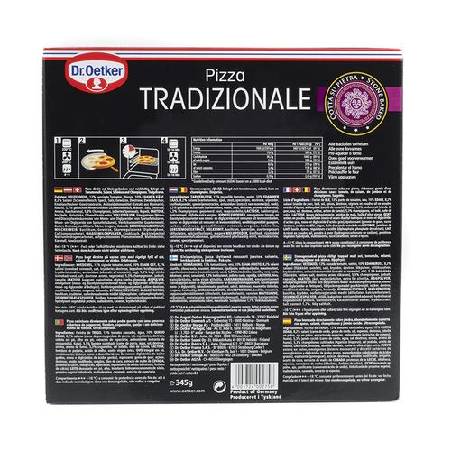 TRADIZIONALE Pizza Speciale